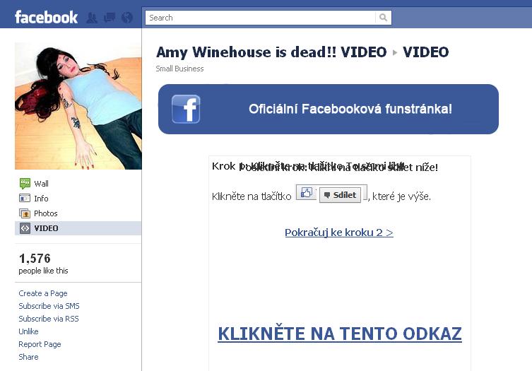 Facebook Likejacking 4