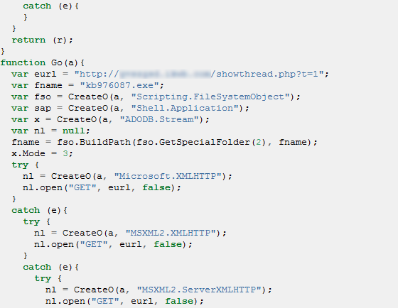 Steve Jobs - Spam Email - BlackHole Exploit