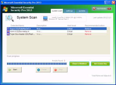 XP Police Antivirus installer