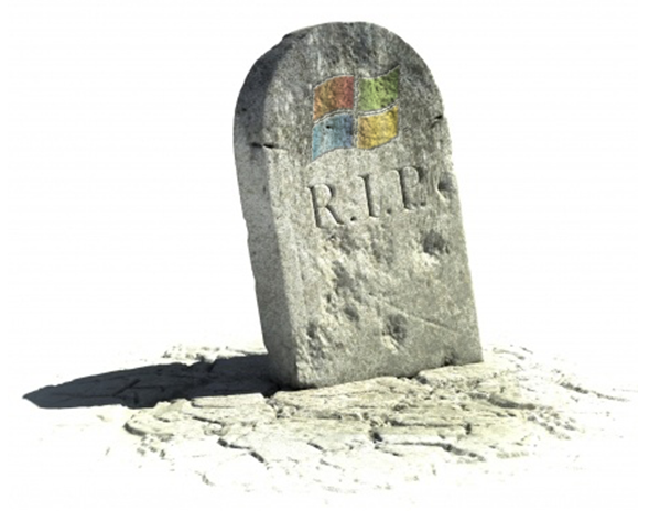 Reminder: Microsoft Ends Support for Windows XP April 8th