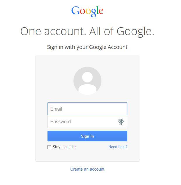 escroquerie google
