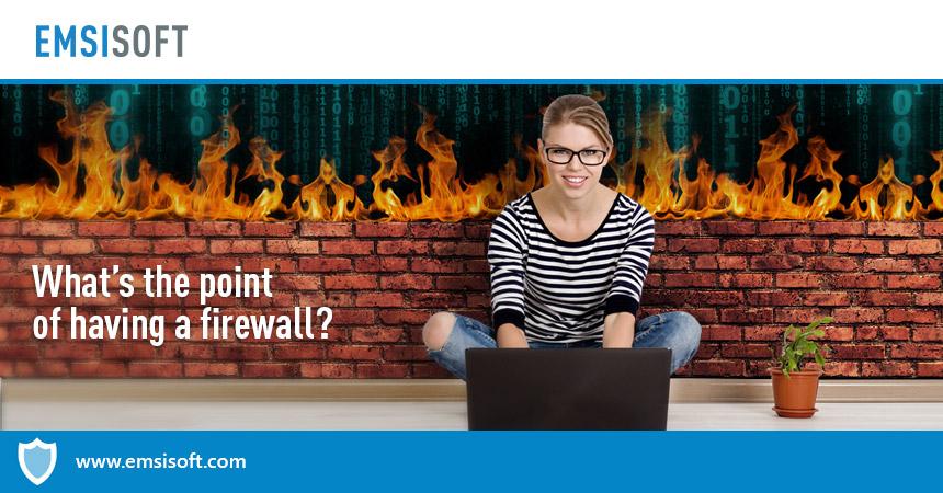 Wozu gibt es eigentlich Firewalls?