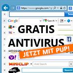 Ist der Antiviren-Sektor nicht mehr ganz bei Trost?!