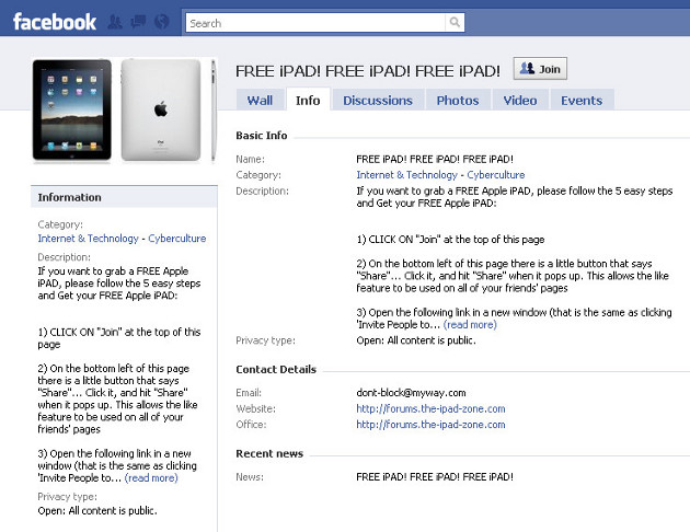 FreeiPadGiveawayScam_150104
