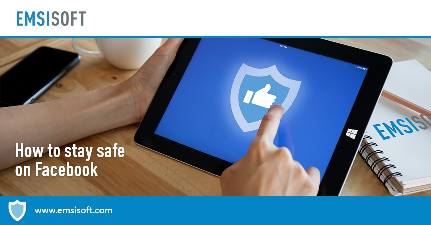 Avoid scams: stay safe on Facebook