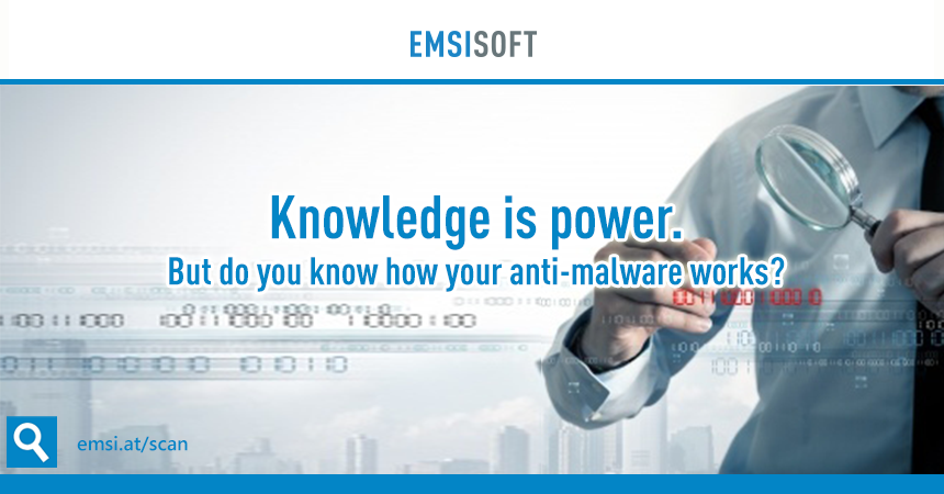 Взгляд изнутри на технологию сканирования Emsisoft