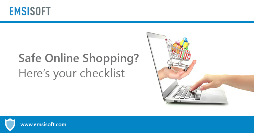 Safe online shopping? How to recognize a trustworthy vendor