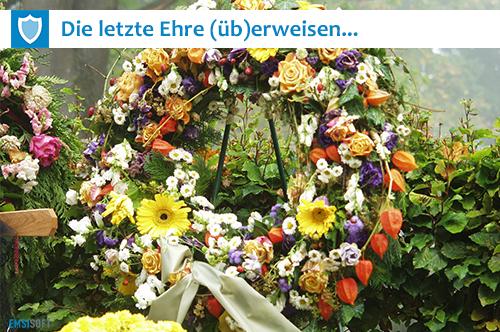 Betrug mit Beerdigungen