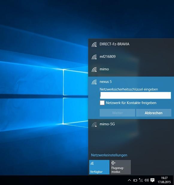 Die WLAN-Optimierung in Windows 10: wirklich notwendig?
