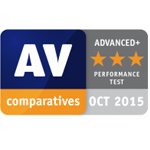 Emsisoft remporte le prix Advanced+ au test de performances d'AV-Comparatives