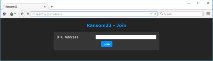 Tout ce dont vous avez besoin pour créer votre propre rançongiciel personnalisé est une adresse Bitcoin à laquelle envoyer les fonds recueillis