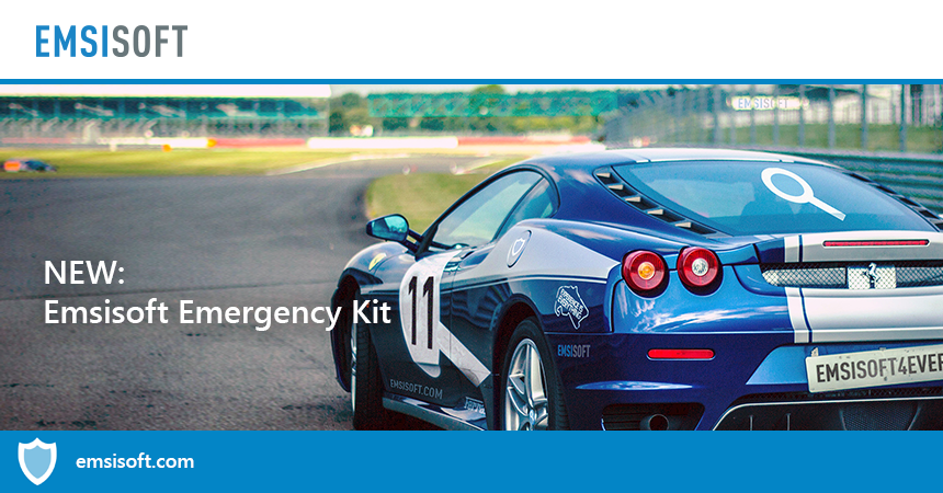 Emsisoft Emergency Kit 11: Free dual-engine cleanup – 100% portable!