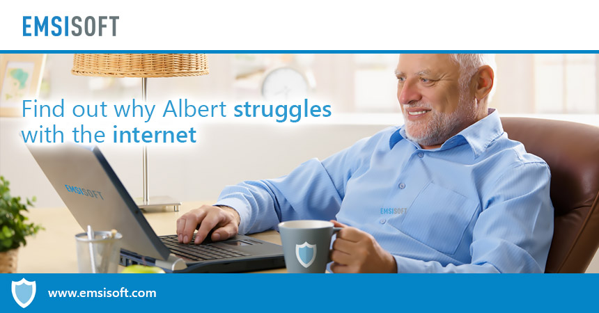 5 reasons many seniors are afraid of the internet (and what you can do to help)