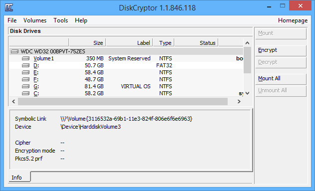 Protecting your information with hard disk encryption – what you