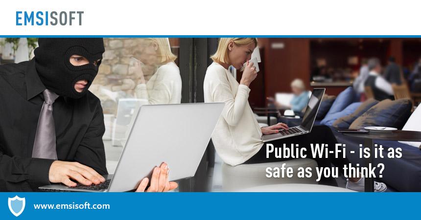 Public Wi-Fi – is it safe?