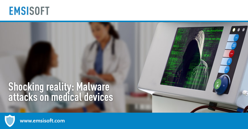 The alarming state of computer security in healthcare