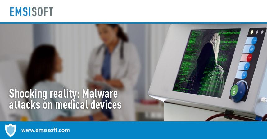 Dringender Aufholbedarf für Computersicherheit im Gesundheitswesen