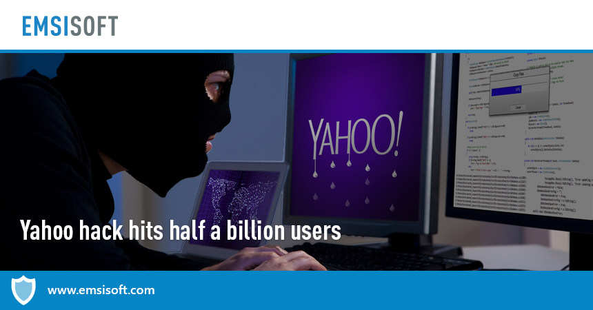 Yahoo hack hits half a billion users