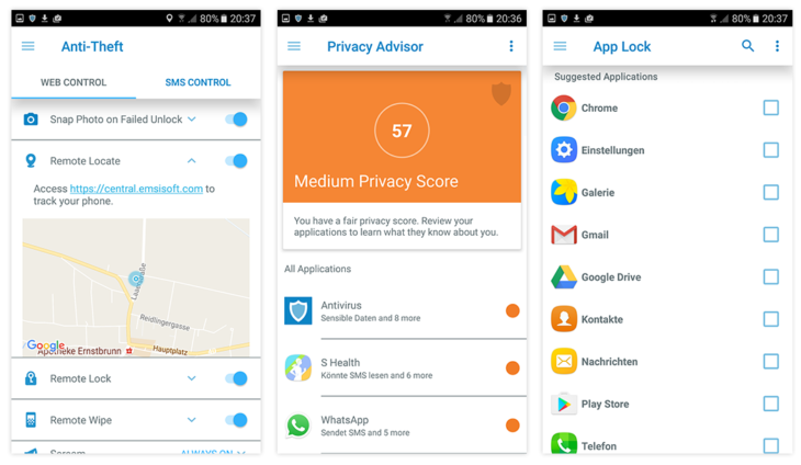 Emsisoft Mobile Security 3 0 – malware protection and more