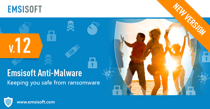 New: Emsisoft Anti-Malware 12 – Keeping you safe from ransomware
