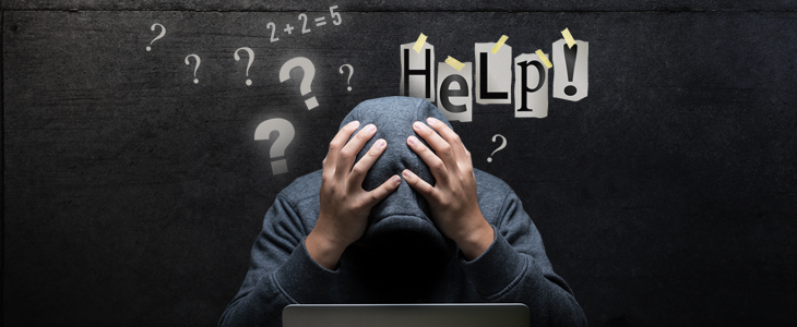 When the tables turn and hackers cry for help | Emsisoft