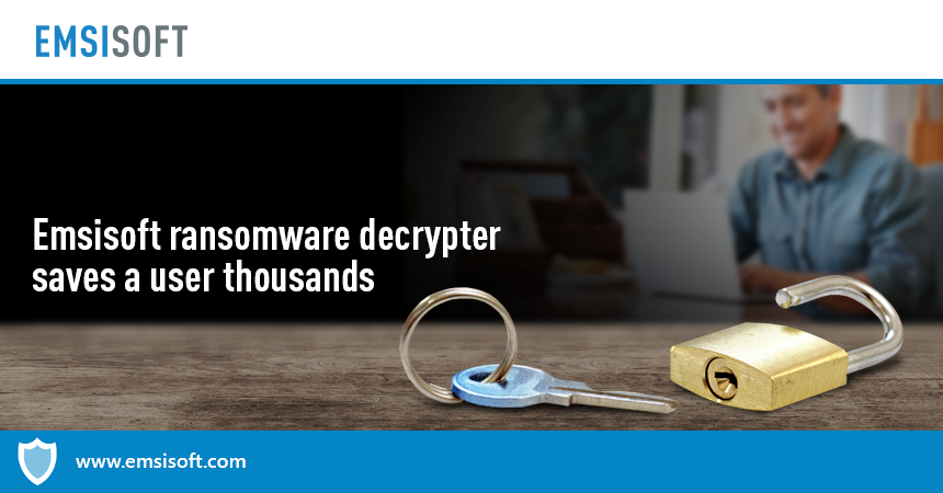 Emsisoft customer stories: When Harry met Ransomware