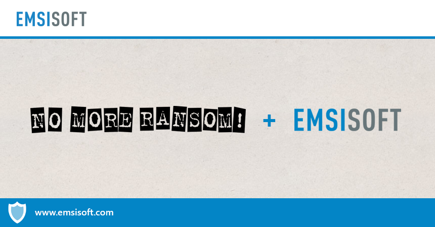 Emsisoft joins global fight against ransomware criminals