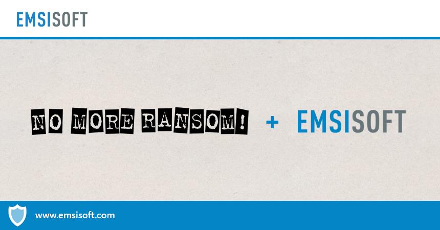 Emsisoft joins global fight against ransomware criminals