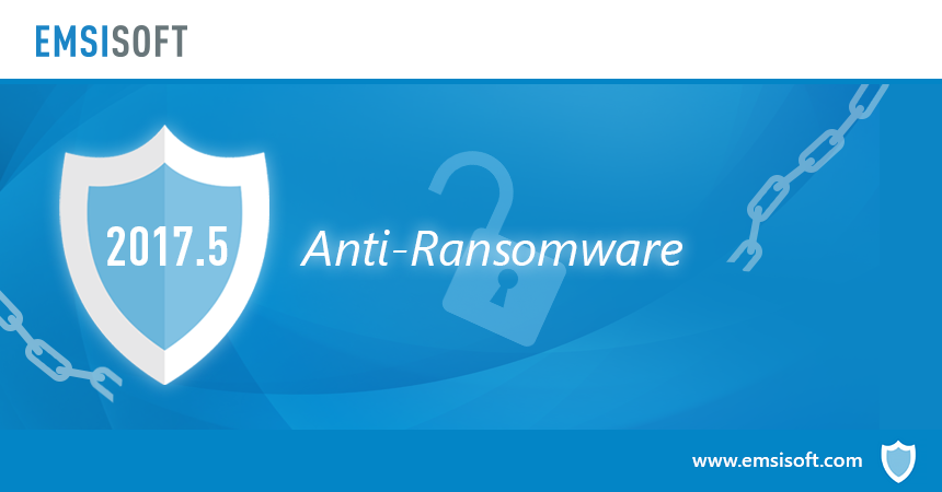 New in 2017.5: Anti-Ransomware
