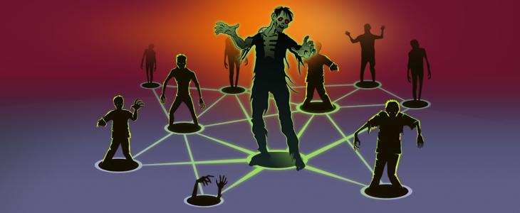 Botnets : Le retour des morts-vivants… connectés