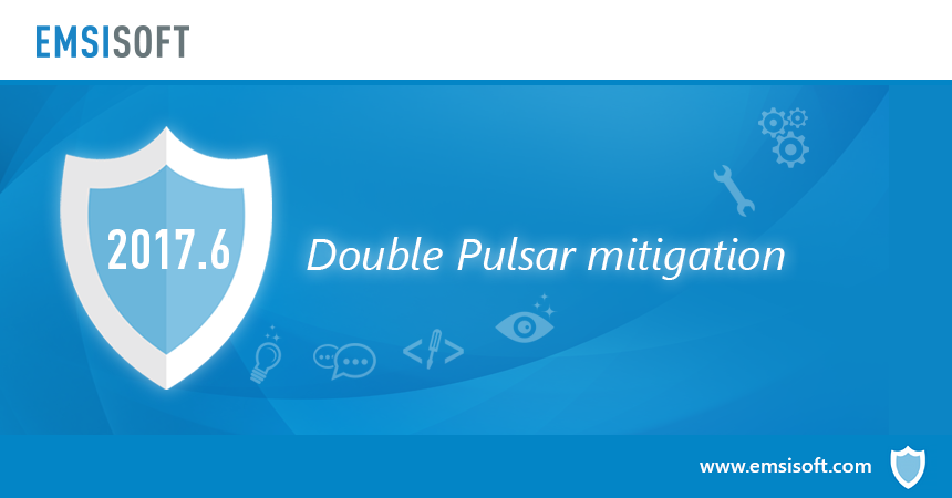New in 2017.6: Double Pulsar Mitigation and Email Notifications