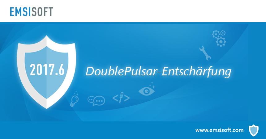 Neu in 2017.6: Entschärfung von Double Pulsar und E-Mail-Benachrichtigungen