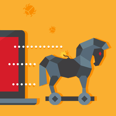 Trojanische Pferde: Schützen Sie Ihr Troja