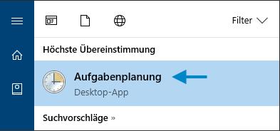 windows-aufgabenplanung