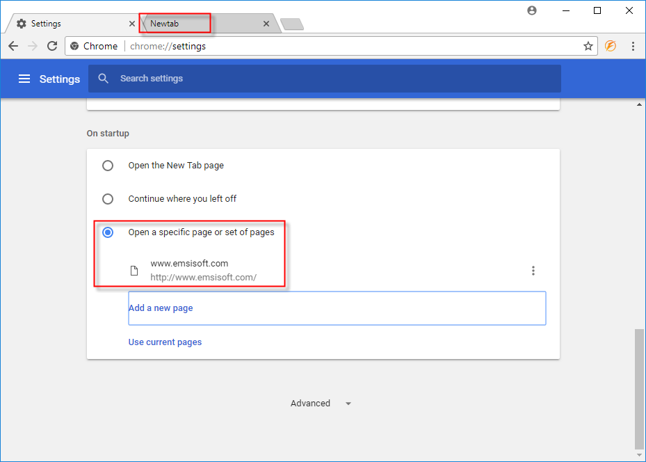 remove chrome extension manually
