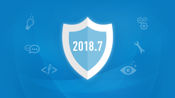 New in 2018.7: Improved File Guard Performance