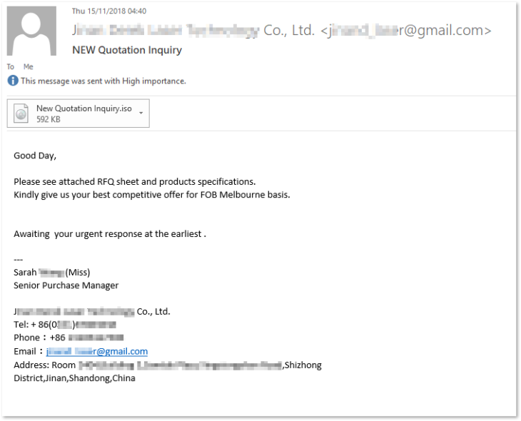 beware  new wave of malware spreads via iso file email attachments