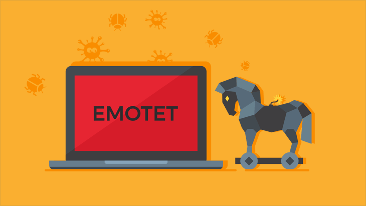 Emotet trojan is back with a vengeance