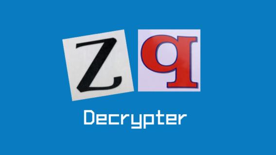 ZQ Decrypter