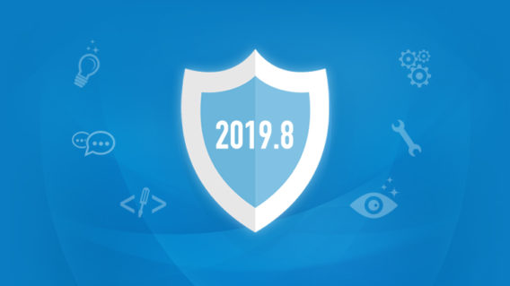 New in 2019.8: One-click network lockdown