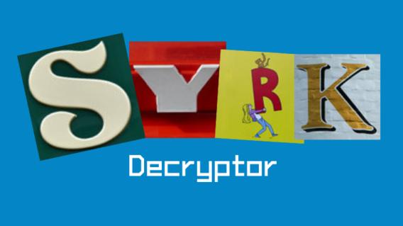emsisoft free syrk decryption tool