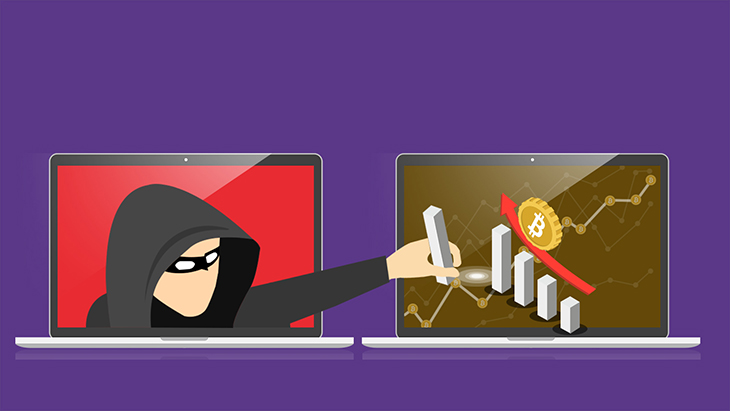 Is ransomware driving up the price of Bitcoin?