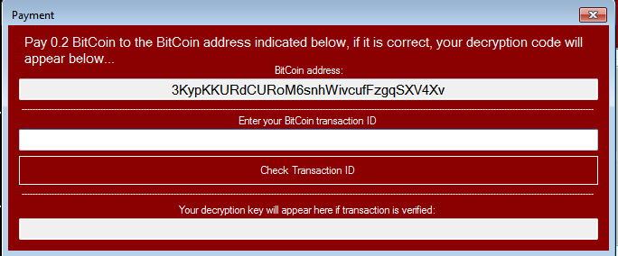 """GalactiCyrpter - When you press the """"Make Payment"""" button"""