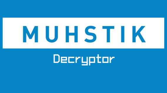 Muhstik Decryptor