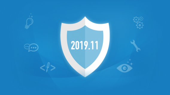 New in 2019.11: New workspace audit log