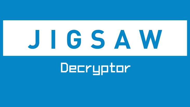 Emsisoft releases new decryptor for Jigsaw ransomware