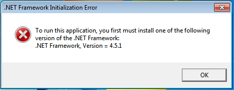 Fake error message by Jigsaw