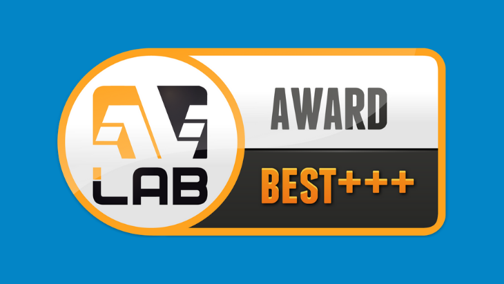 Emsisoft awarded Best+++ badge in March-April 2020 tests by AVLab